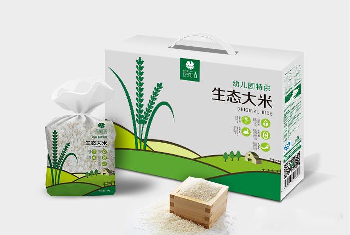 生态大米防伪溯源系统